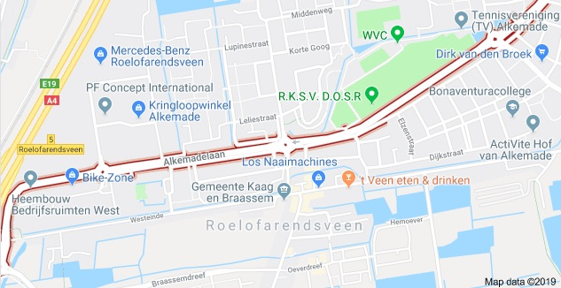 Roelofarendsveen | Werkzaamheden verkeerslichten