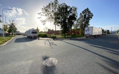 Parkeerbeleid vrachtwagens